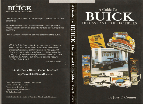 A Guide to Buick Diecast and Collectibles